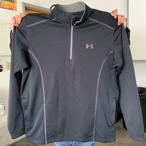 1/4 Zip under armour sweater fleece